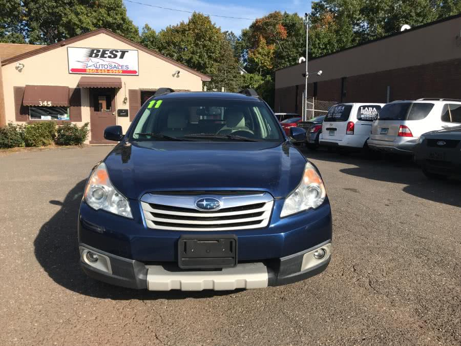 Used 2011 Subaru Outback in Manchester, Connecticut | Best Auto Sales LLC. Manchester, Connecticut