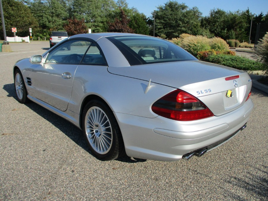 Used Mercedes-Benz SL-Class 2dr Roadster 5.5L AMG 2003 | South Shore Auto Brokers & Sales. Massapequa, New York