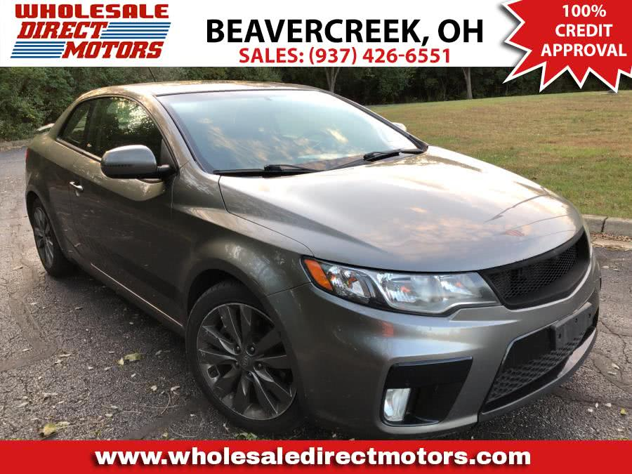 Used 2013 Kia Forte Koup in Beavercreek, Ohio | Wholesale Direct Motors. Beavercreek, Ohio
