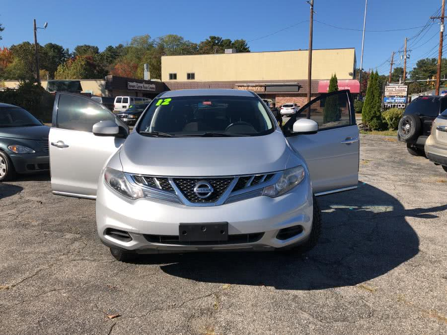 Used 2012 Nissan Murano in Billerica, Massachusetts | Benz Of Billerica. Billerica, Massachusetts