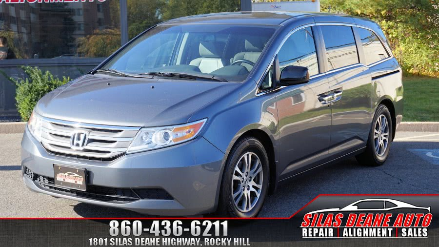 Used 2012 Honda Odyssey in Rocky Hill , Connecticut | Silas Deane Auto LLC. Rocky Hill , Connecticut
