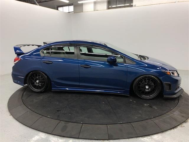 2015 Honda Civic EX, available for sale in Bronx, New York | Eastchester Motor Cars. Bronx, New York