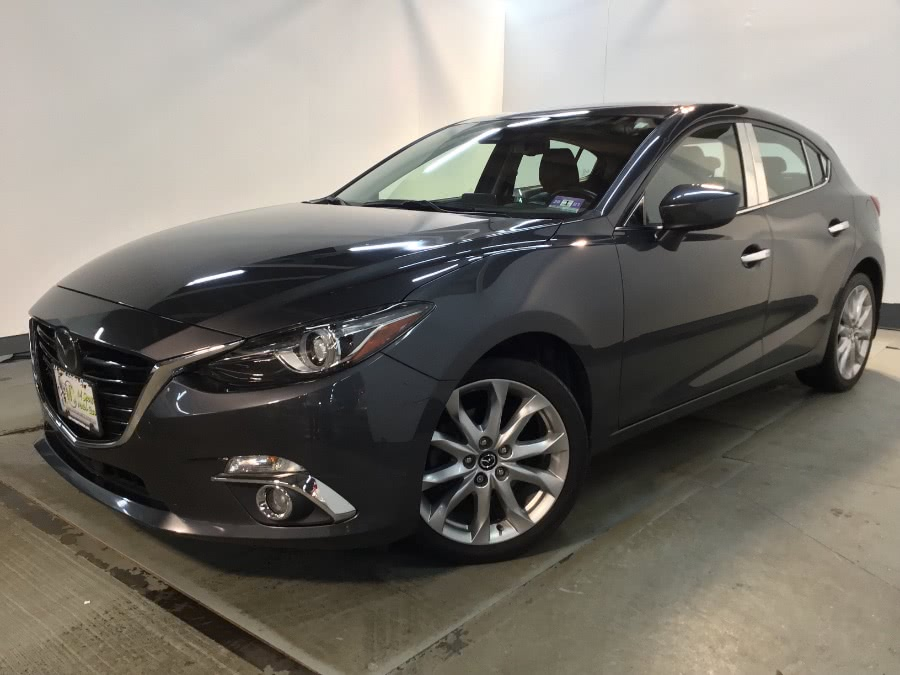 Used Mazda Mazda3 5dr HB Auto s Grand Touring 2014 | European Auto Expo. Lodi, New Jersey