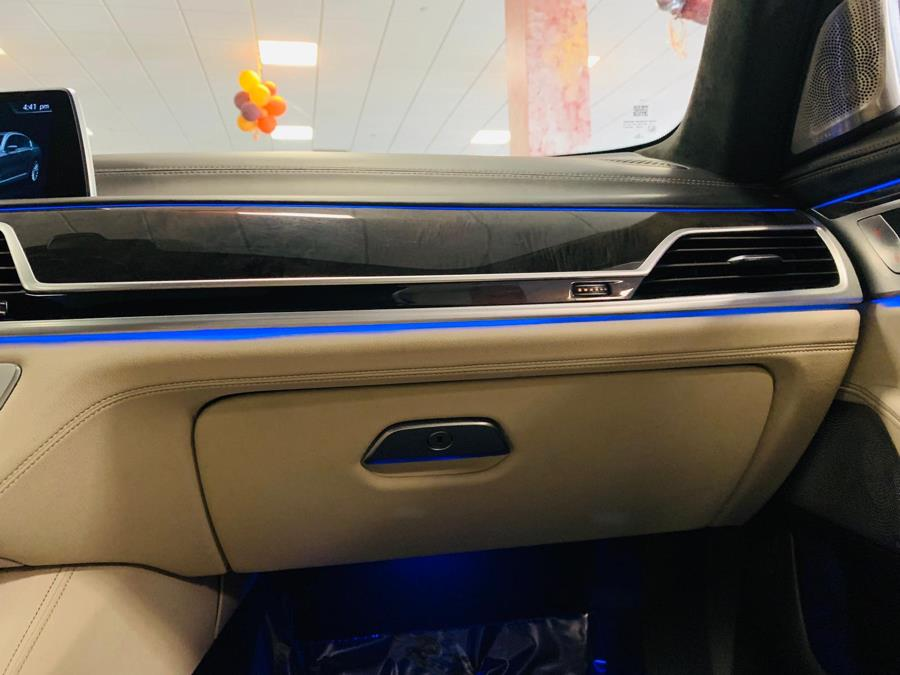 2017 BMW 7 Series 750i xDrive Sedan, available for sale in Syosset , New York | Northshore Motors. Syosset , New York