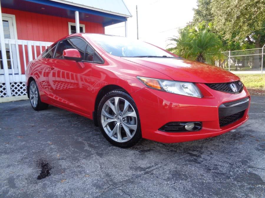 Used 2012 Honda Civic Cpe in Orlando, Florida | Rahib Motors. Orlando, Florida