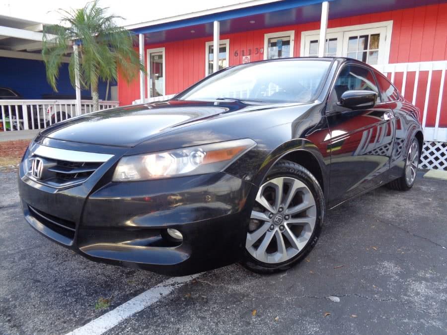 Used 2012 Honda Accord Cpe in Orlando, Florida | Rahib Motors. Orlando, Florida