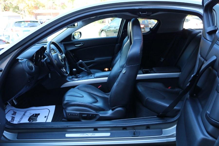 2009 Mazda RX-8 4dr Coupe GT (6 Spd Manual), available for sale in Bristol, Connecticut   Dealmax Motors LLC. Bristol, Connecticut