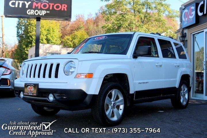 Used Jeep Patriot Limited 2014 | City Motor Group Inc.. Haskell, New Jersey