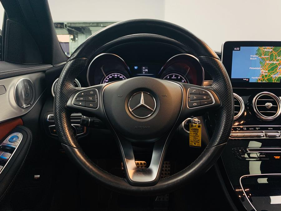 2016 Mercedes-Benz C-Class 4dr Sdn C 300 Sport 4MATIC, available for sale in Linden, New Jersey | East Coast Auto Group. Linden, New Jersey