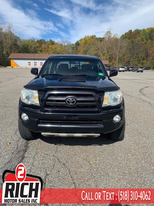 2008 Toyota Tacoma 4WD Dbl LB V6 AT (Natl), available for sale in Bronx, New York | 2 Rich Motor Sales Inc. Bronx, New York