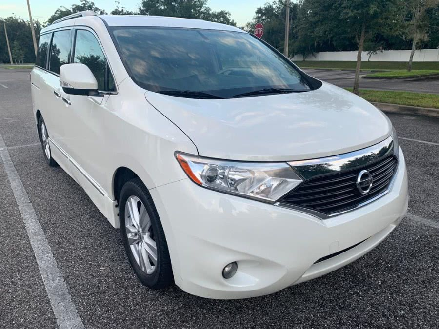 Used 2012 Nissan Quest in Longwood, Florida | Majestic Autos Inc.. Longwood, Florida