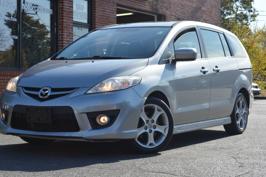 Used 2010 Mazda Mazda5 in ENFIELD, Connecticut | Longmeadow Motor Cars. ENFIELD, Connecticut