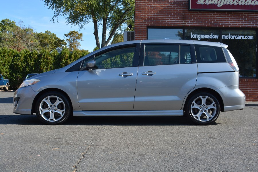 Used Mazda Mazda5 4dr Wgn Auto Sport 2010 | Longmeadow Motor Cars. ENFIELD, Connecticut
