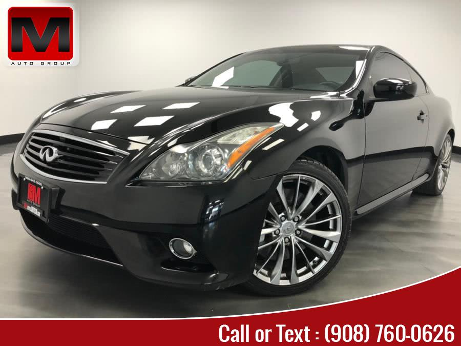 Used 2012 INFINITI G37 Coupe in Elizabeth, New Jersey | M Auto Group. Elizabeth, New Jersey