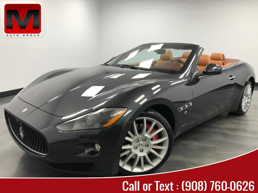 Used 2011 Maserati GranTurismo Convertible in Elizabeth, New Jersey | M Auto Group. Elizabeth, New Jersey