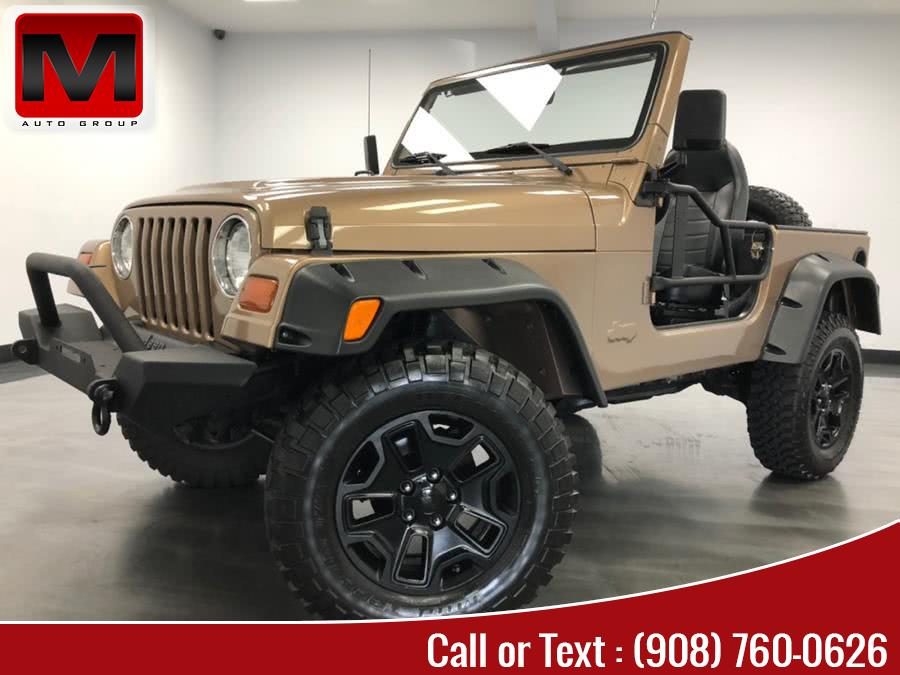 Used 1999 Jeep Wrangler in Elizabeth, New Jersey | M Auto Group. Elizabeth, New Jersey