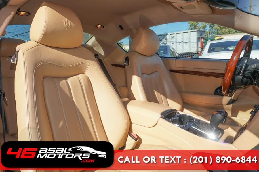 2008 Maserati GranTurismo 2dr Cpe GranTurismo, available for sale in East Rutherford, New Jersey   Asal Motors 46. East Rutherford, New Jersey