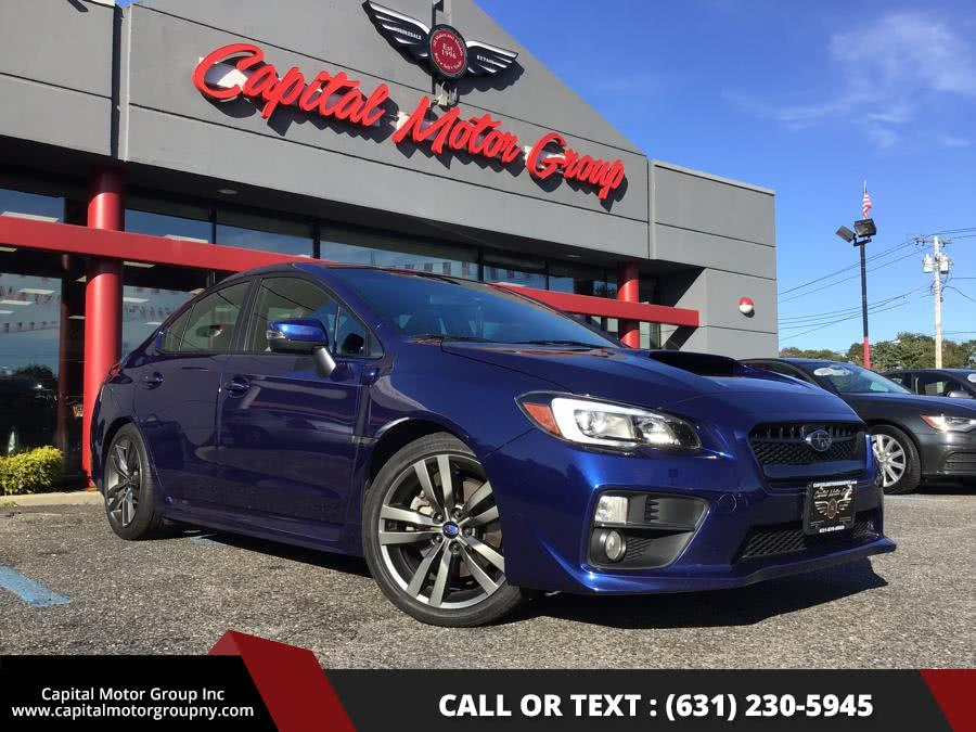 Used 2017 Subaru WRX in Medford, New York | Capital Motor Group Inc. Medford, New York