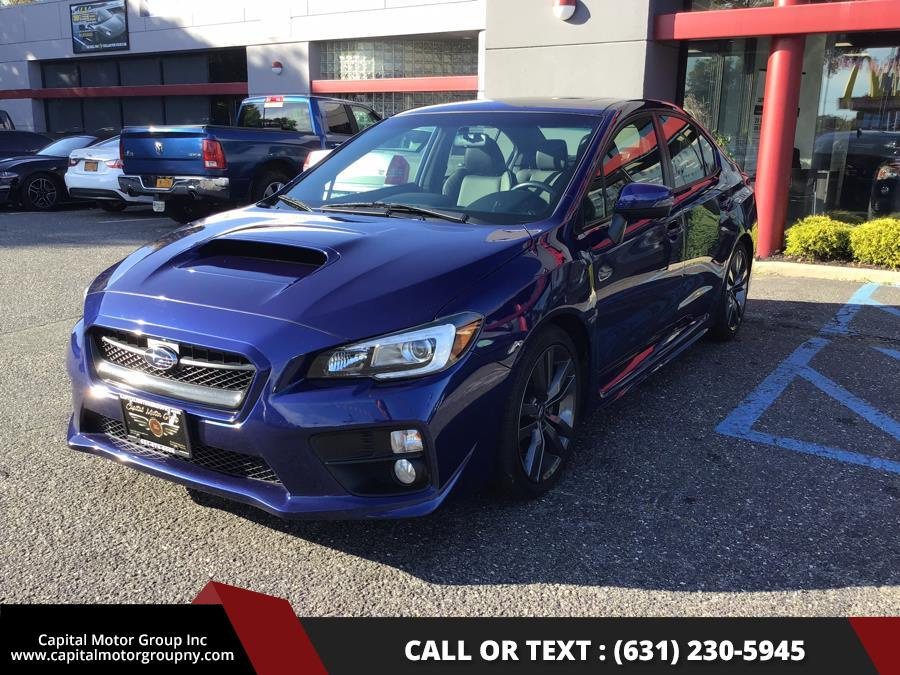 2017 Subaru WRX Limited Manual, available for sale in Medford, New York | Capital Motor Group Inc. Medford, New York