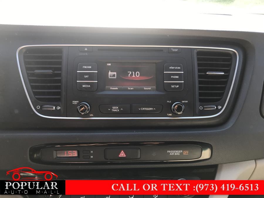 2015 Kia Sedona 4dr Wgn LX, available for sale in Newark , New Jersey | Popular Auto Mall Inc . Newark , New Jersey