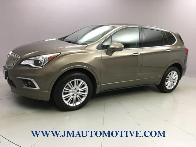 Used 2017 Buick Envision in Naugatuck, Connecticut | J&M Automotive Sls&Svc LLC. Naugatuck, Connecticut