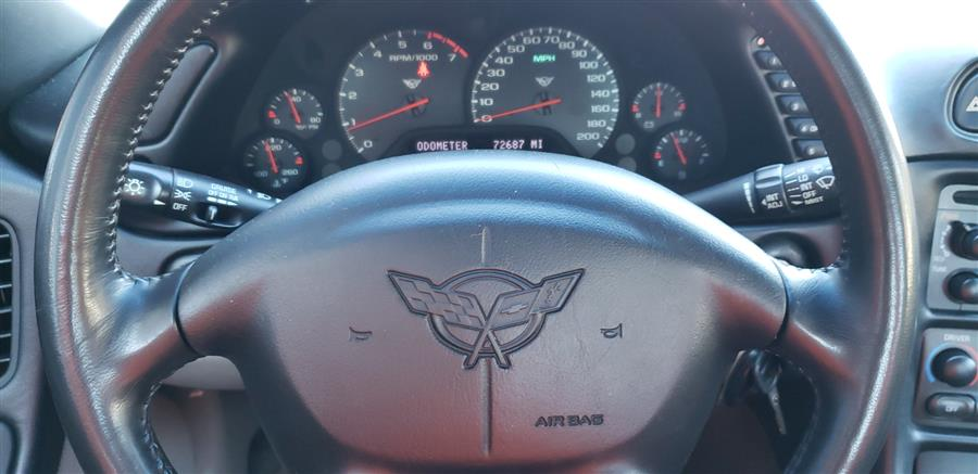 Used Chevrolet Corvette 2dr Cpe 2004   National Auto Brokers, Inc.. Waterbury, Connecticut