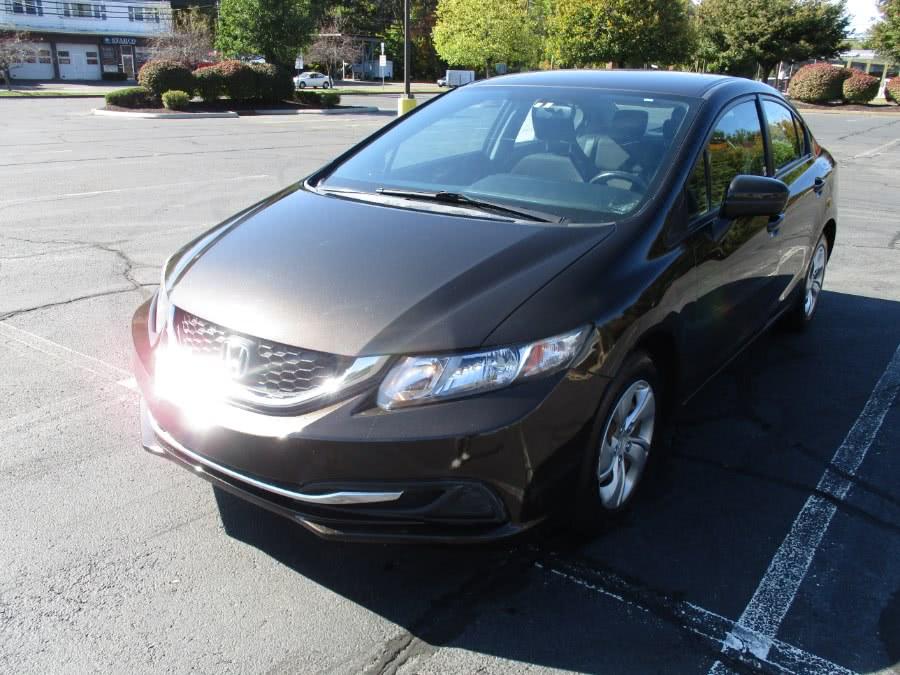 Used 2014 Honda Civic Sedan in New Britain, Connecticut | Universal Motors LLC. New Britain, Connecticut