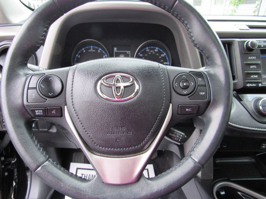 2018 Toyota RAV4 XLE AWD SNROOF, available for sale in Middle Village, New York | Road Masters II INC. Middle Village, New York