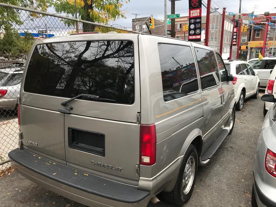 Used 2003 Chevrolet Astro Passenger in Corona, New York | Raymonds Cars Inc. Corona, New York