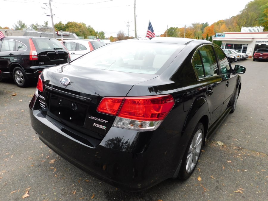 2013 Subaru Legacy 4dr Sdn H4 Auto 2.5i Premium, available for sale in Watertown, Connecticut | Watertown Auto Sales. Watertown, Connecticut