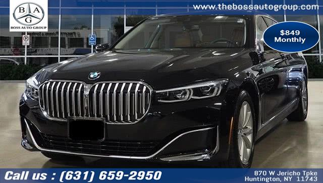 New 2020 BMW 7 Series in Huntington, New York | The Boss Auto Group . Huntington, New York