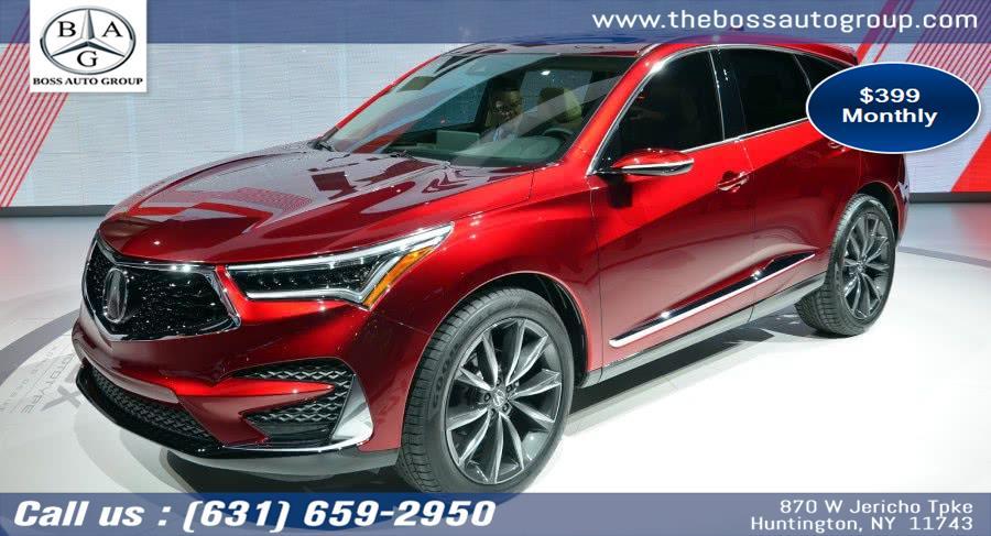 New 2020 Acura RDX in Huntington, New York   The Boss Auto Group . Huntington, New York