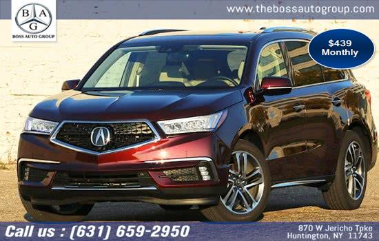 New 2020 Acura MDX in Huntington, New York | The Boss Auto Group . Huntington, New York