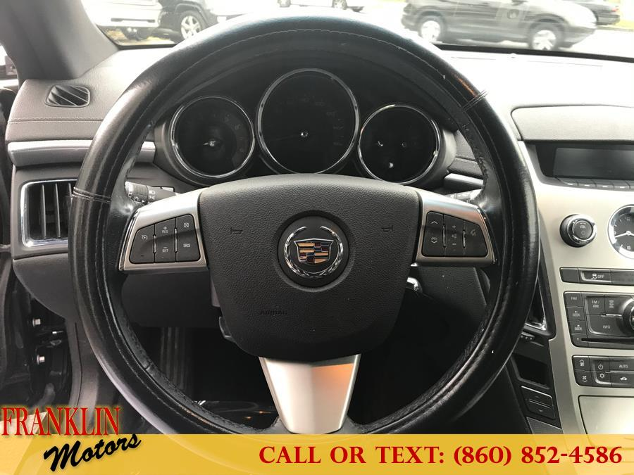 Used Cadillac CTS Coupe 2dr Cpe RWD 2013 | Franklin Motors Auto Sales LLC. Hartford, Connecticut