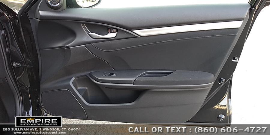 Used Honda Civic Sedan EX CVT 2017 | Empire Auto Wholesalers. S.Windsor, Connecticut