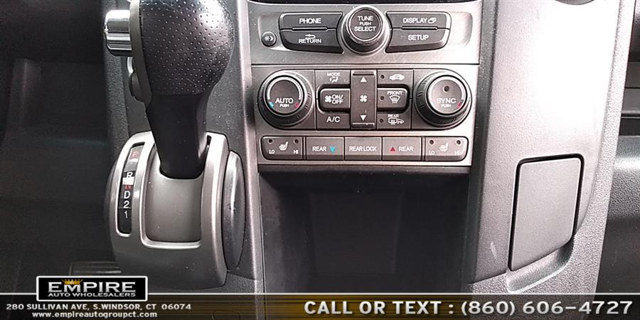 2012 Honda Pilot 4WD 4dr EX-L, available for sale in S.Windsor, Connecticut   Empire Auto Wholesalers. S.Windsor, Connecticut