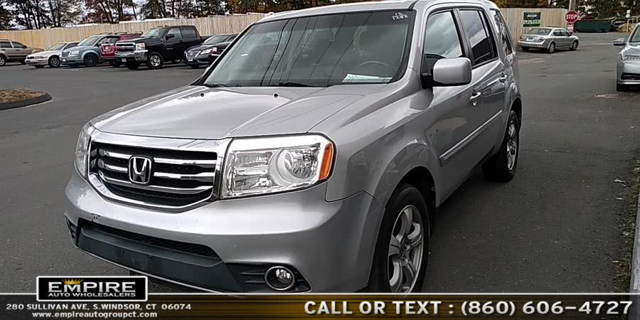 Used 2012 Honda Pilot in S.Windsor, Connecticut | Empire Auto Wholesalers. S.Windsor, Connecticut
