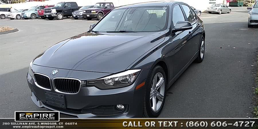 Used BMW 3 Series 4dr Sdn 320i xDrive AWD 2013 | Empire Auto Wholesalers. S.Windsor, Connecticut