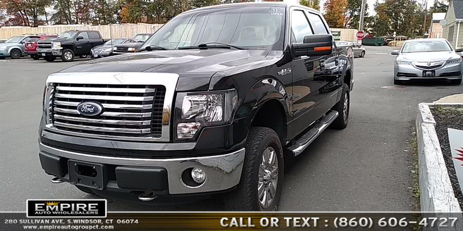 Used 2011 Ford F-150 in S.Windsor, Connecticut | Empire Auto Wholesalers. S.Windsor, Connecticut