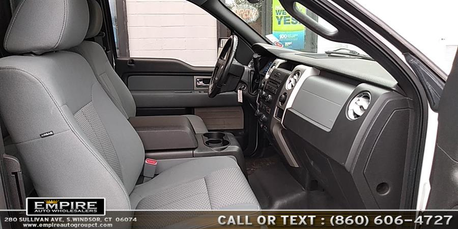 """Used Ford F-150 4WD SuperCab 145"""" XLT 2011 