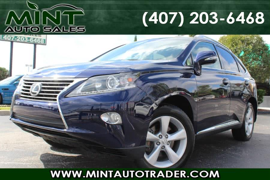 Used 2014 Lexus RX 350 in Orlando, Florida | Mint Auto Sales. Orlando, Florida