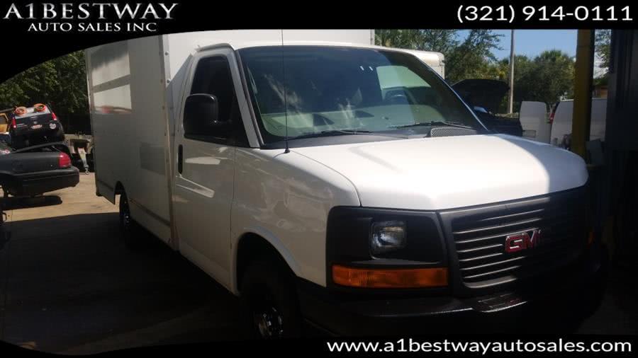 Used 2012 GMC Savana BOX VAN in Melbourne , Florida   A1 Bestway Auto Sales Inc.. Melbourne , Florida