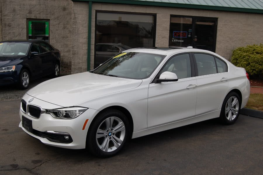 Used BMW 3 Series 4dr Sdn 328i xDrive AWD LUXURY LINE 2016 | M&N`s Autohouse. Old Saybrook, Connecticut