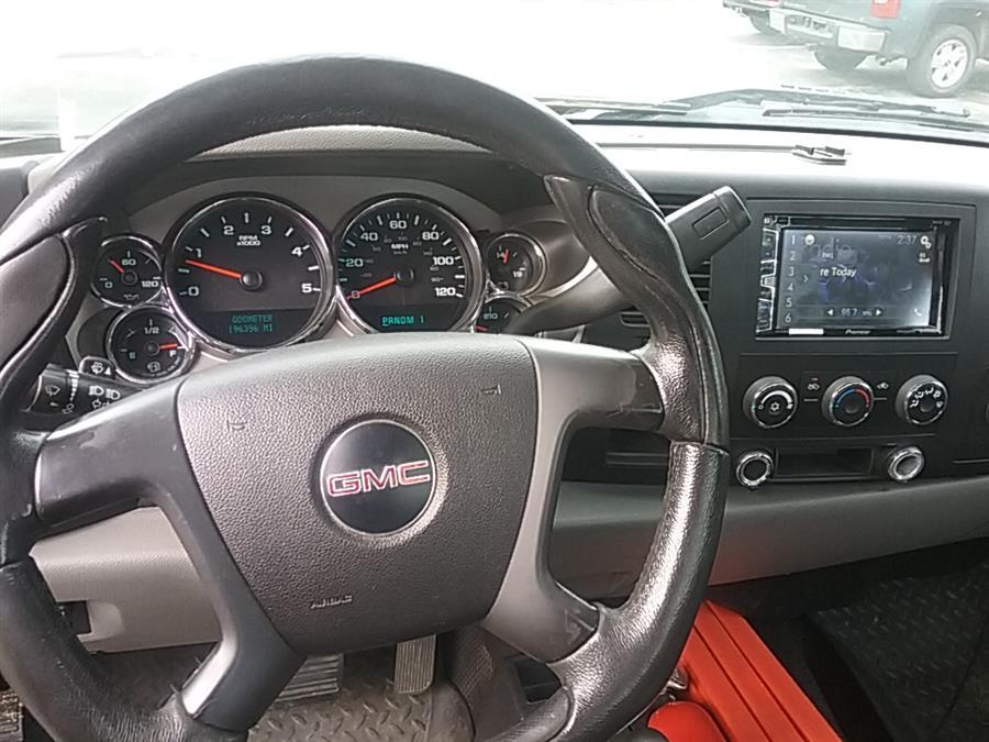 2009 GMC Sierra 3500HD 4WD Reg Cab 137.0
