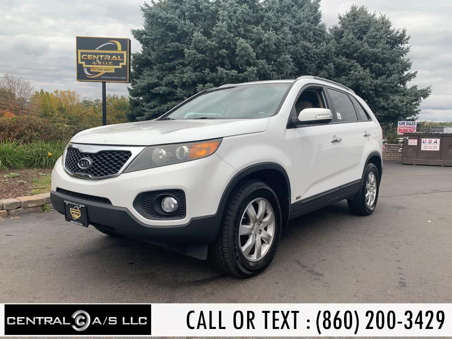 Used 2011 Kia Sorento in East Windsor, Connecticut | Central A/S LLC. East Windsor, Connecticut