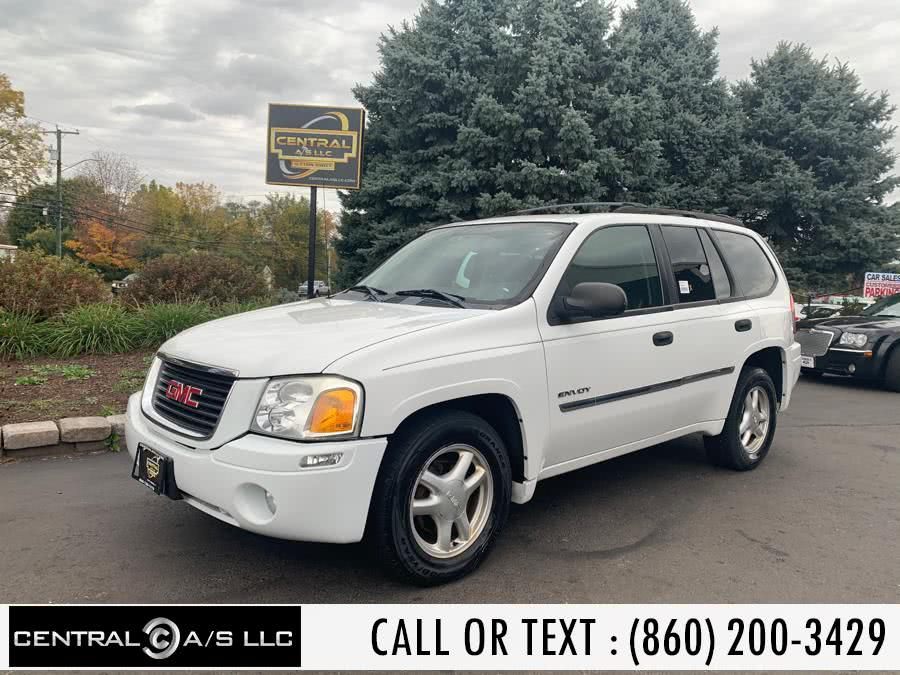 Used GMC Envoy 4dr 4WD SLE 2006 | Central A/S LLC. East Windsor, Connecticut