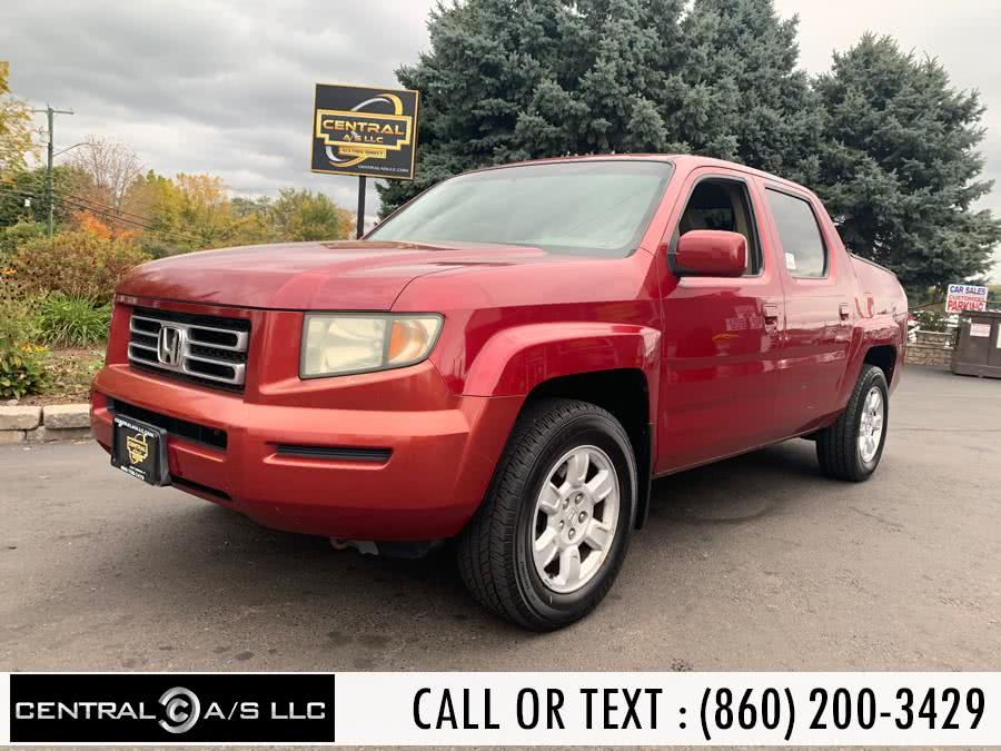 Used Honda Ridgeline RTS AT 2006 | Central A/S LLC. East Windsor, Connecticut