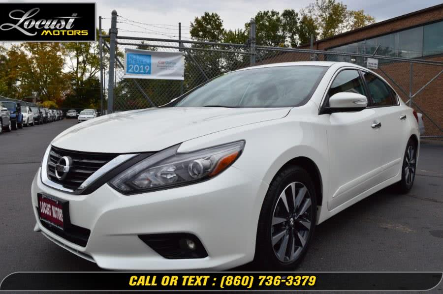 Used 2017 Nissan Altima in Hartford, Connecticut | Locust Motors LLC. Hartford, Connecticut