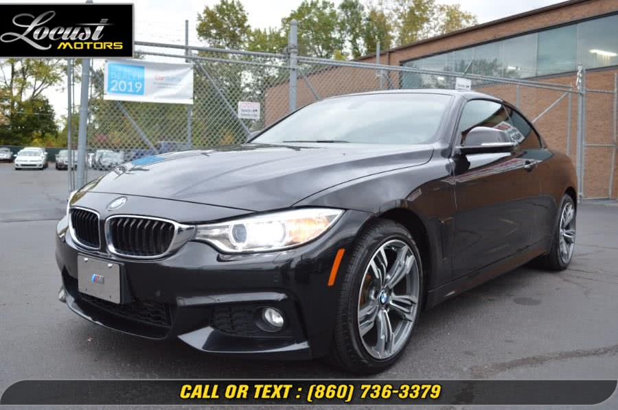 Used 2015 BMW 4 Series in Hartford, Connecticut | Locust Motors LLC. Hartford, Connecticut