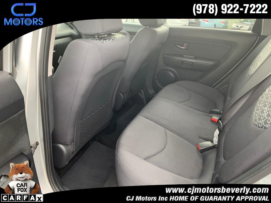 Used Kia Soul 5dr Wgn Auto Sport 2011   CJ Motors Inc. Beverly, Massachusetts